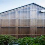 telha ondulada cristal vista casa do policarbonato