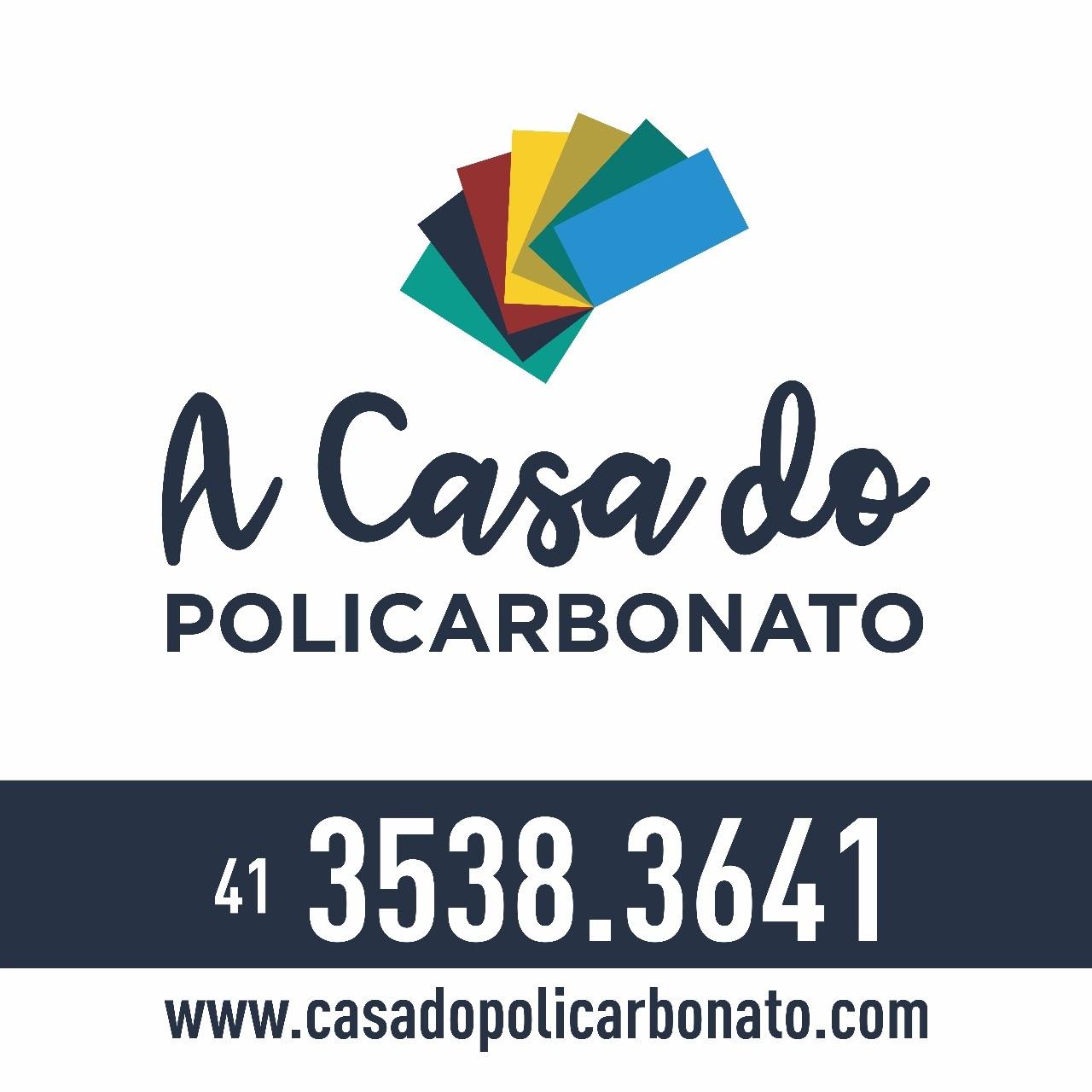 Logo - A Casa do Policarbonato